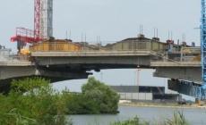 Lavori quasi finiti, sabato dalle 16 riapre il ponte sulla Romea