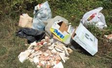 La golena dello Squero ancora piena di rifiuti