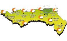 Che tempo fa, le previsioni di lunedì 7 agosto