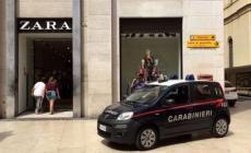 Va in gita a Verona per rubare vestiti, 22enne polesano nei guai