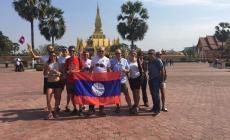 Ultima tappa del bike tour in Laos: Vientiane, la capitale sul Mekong