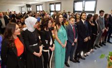 """""""Siate chi volete essere"""": l'augurio del Presidente di Commissione ai 18 laureati del CUR"""