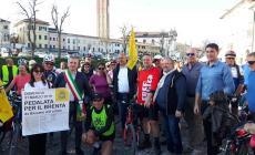 Più di 400 le bici sul Brenta