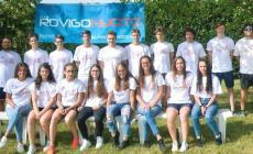 Rovigonuoto: ottime prove ai campionati italiani di Fondo Indoor di Riccione