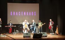 La pioggia non ferma i sorrisi: grande show con i Grace N Kaos, i Tanto par ridare  e Guido Marangoni