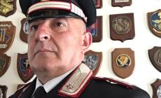Il Comandante Vitale lascia il servizio attivo nell'Arma per godersi la meritata pensione