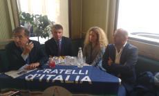 Daniele Cordone con Ignazio La Russa a Padova