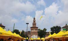 Coldiretti a Bologna per il mercato a km 0 più grande al mondo