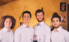 Finale a tutto swing con gli Honolulu Quartet