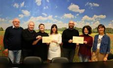 Il grande dono nel nome di Sergio: 5mila euro per i ragazzi disabili