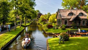 Gita a Giethoorn, la Venezia dei Paesi Bassi