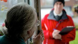 Attenzione: truffatori porta a porta con lo spray narcotizzante. Non aprite!