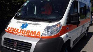 Frontale in Romea, cinque persone ferite