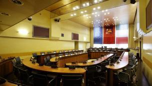La nuova composizione del consiglio regionale veneto