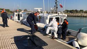 Infermiera del reparto Coronavirus trovata morta in mare