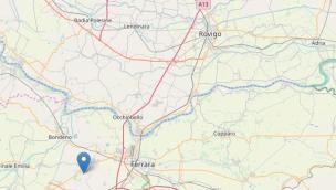 Scossa di terremoto avvertita in Polesine