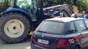 Ciclista 59enne travolto da un trattore muore sul colpo