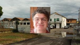Muore a 54 anni mentre lavora, addio Giorgio. Adria sotto shock