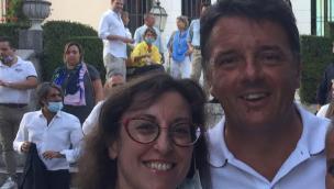 """""""La mia personale solidarietà politica e umana a Matteo Renzi"""""""