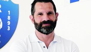 Sergio Pellissier, ex attaccante di Serie A, ospite del Panathlon
