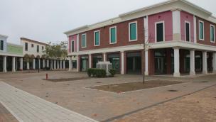 Outlet, clamoroso sviluppo: potrebbe diventare una cittadella sanitaria