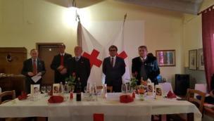 Un nuovo pulmino per la Croce Rossa