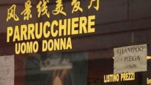 Sporco da paura, chiuso parrucchiere cinese