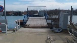 Il ponte di Barricata chiuso dopo l'annuncio, arriva il traghetto