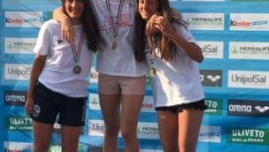 Ludovica Lugli conquista l'oro