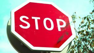 Perché è importante fermarsi allo stop