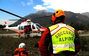 68enne di Rovigo precipita dal sentiero di montagna e muore sul colpo