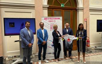 Presentato il giro d'Italia giovani dedicato agli Under 23