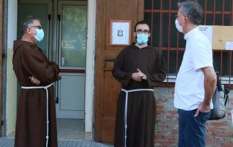 3mila euro alla Caritas: il dono dell'azienda di gas ed energia