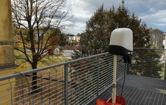 Al via il monitoraggio dei campi elettromagnetici da parte ARPAV