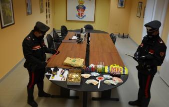 Arrestati i predoni dei supermercati, avevano 5mila euro cash