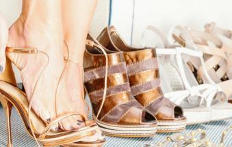 Ladri di scarpe di lusso in azienda. Avrebbero rubato 400mila euro di calzature