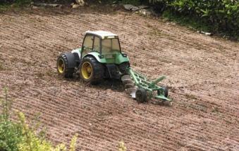 La riscoperta dei campi: più occupati in agricoltura