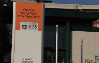 Piccolo focolaio in ospedale a Rovigo: due pazienti positivi a Medicina