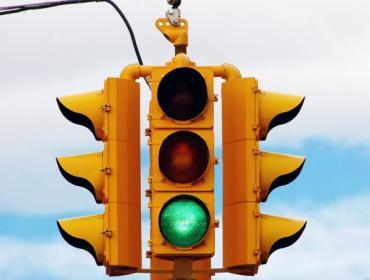 Ripristinato il semaforo