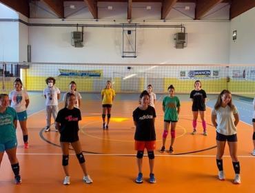 Al via la nuova stagione sportiva  per il Volley Ariano