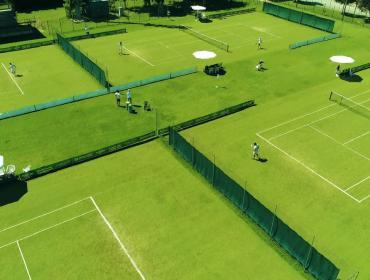 """""""Internazionali del Polesine"""": il primo torneo internazionale professionistico maschile di tennis su erba naturale in Italia"""