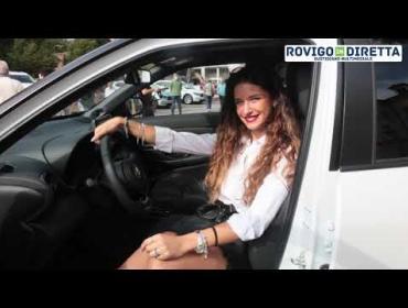 """""""Rovigo Wall Box"""" accende Corso del Popolo"""