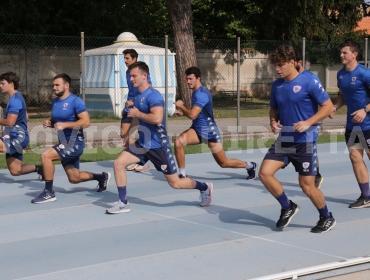 I campioni d'Italia tornano in campo