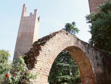 """La Rovigo medievale nei """"dialetti"""" della Paron"""
