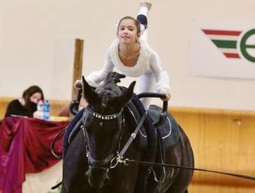 Matilde a 9 anni è campionessa italiana!