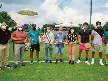 Gaibledon, tennis su erba, un sogno polesano