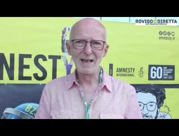 Voci per la Libertà e Amnesty international, connubio storico