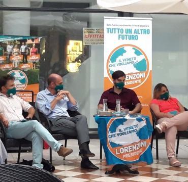 Ecco i candidati civici polesani ad Adria di Lorenzoni