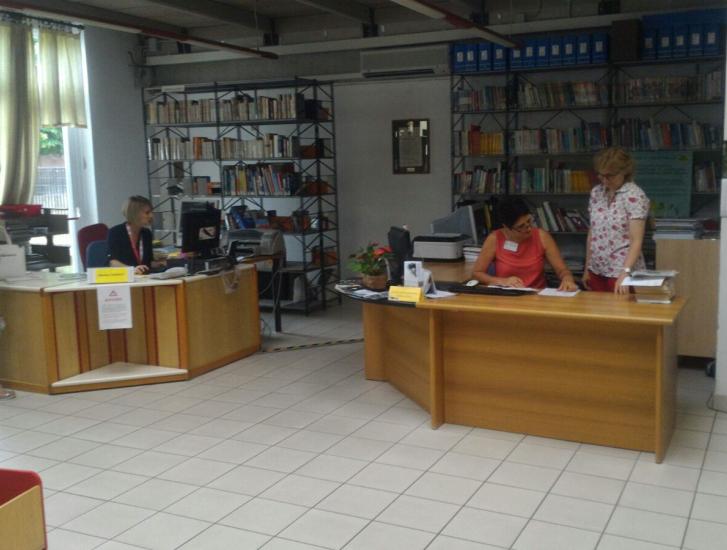 Appuntamenti in biblioteca