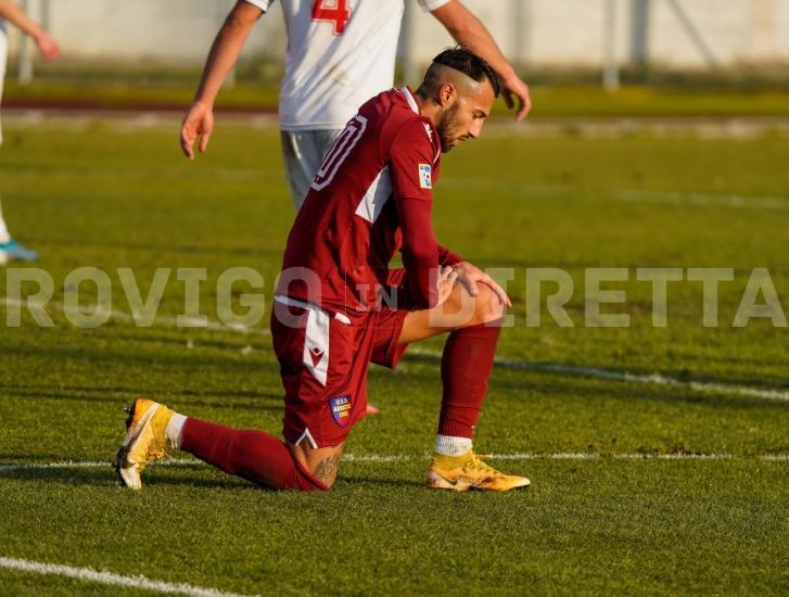L'Adriese perde 4-3 per mano del San Giorgio Sedico dopo una partita pazza